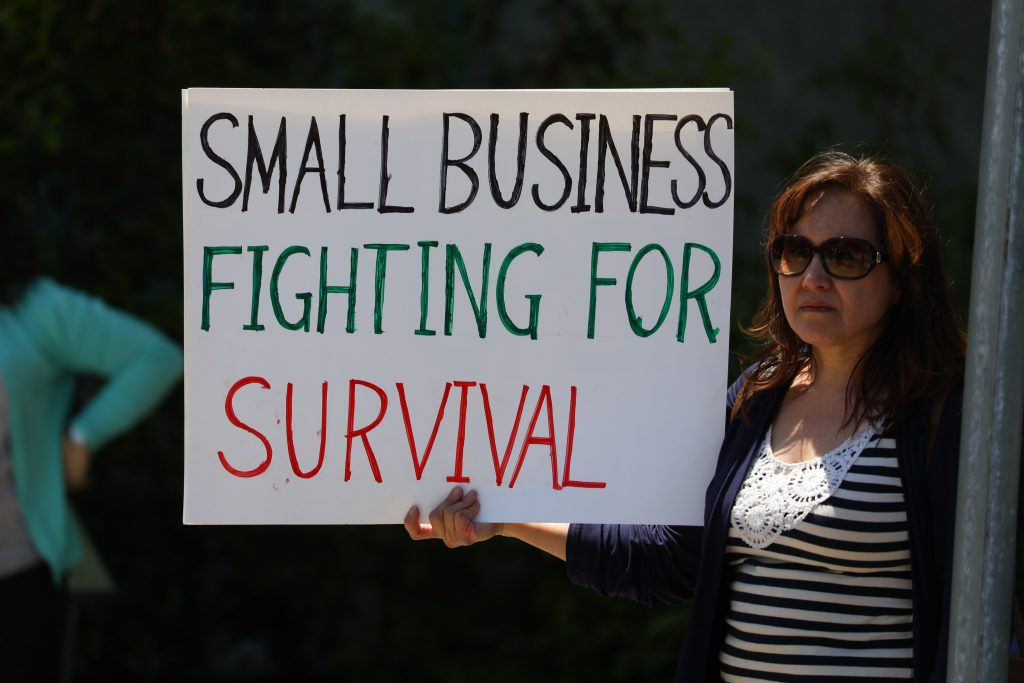 DC Small Business Resiliency Fund